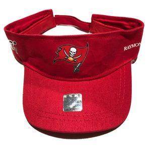 Tampa Bay Buccaneers Raymond James NFL Visor Hat